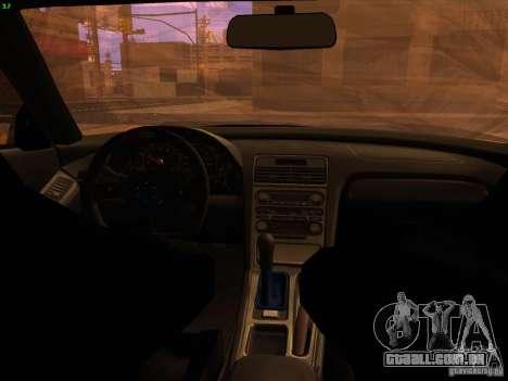 Acura NSX 1991 Tunable para GTA San Andreas esquerda vista
