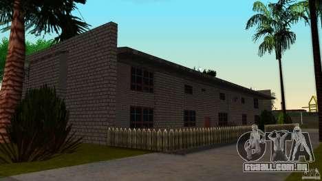 Apartamento de dois quartos para GTA San Andreas