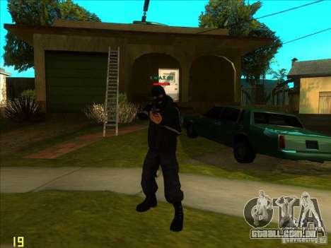 SkinHead (Football fan) para GTA San Andreas segunda tela