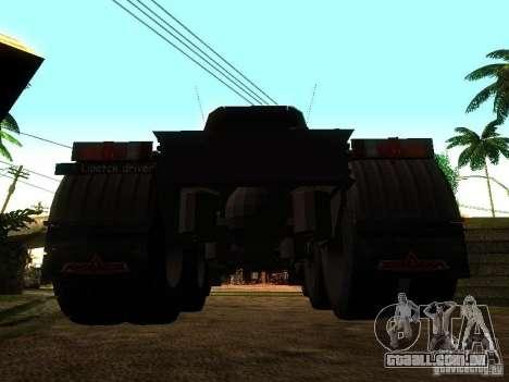 MAZ 642205 v 1.0 para GTA San Andreas traseira esquerda vista