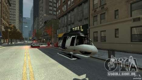 All new Tourmav para GTA 4 vista lateral