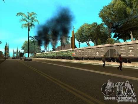 4TÈ10S-0013 para GTA San Andreas esquerda vista