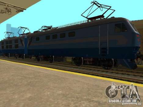 ČS6 019 para GTA San Andreas esquerda vista