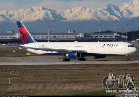 Boeing 767 de telas de carregamento para GTA San Andreas oitavo tela