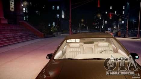 Chevrolet Caprice FBI v.1.0 [ELS] para GTA 4 vista superior