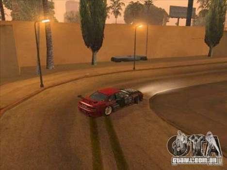 Tratamento Mod para SA: MP para GTA San Andreas segunda tela