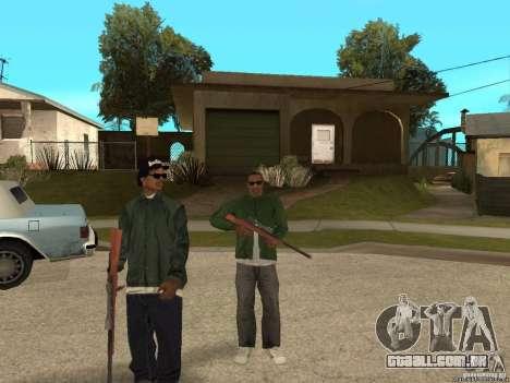 Dois scripts para melhor proteção para GTA San Andreas