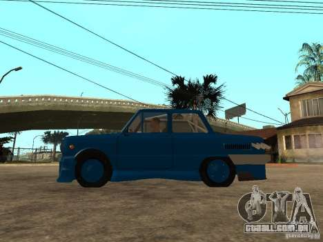 ESPECIALISTA EM MÚSICA ZAZ 968 para GTA San Andreas