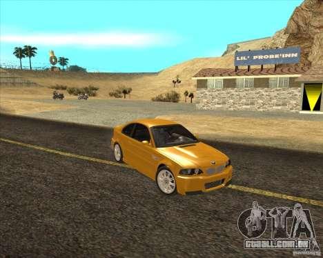 Rodas de turno fixo para GTA San Andreas