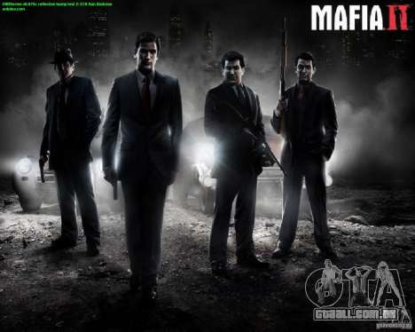 Telas de carregamento de Mafia 2 para GTA San Andreas sexta tela