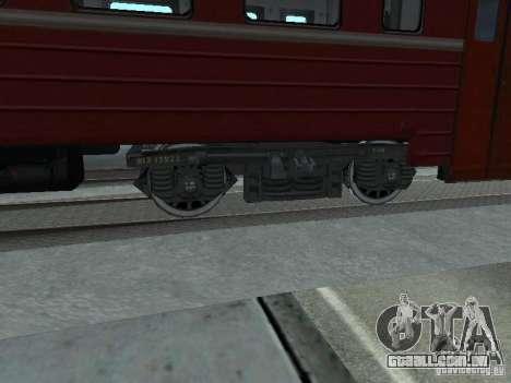 Er9m-576 para GTA San Andreas vista traseira