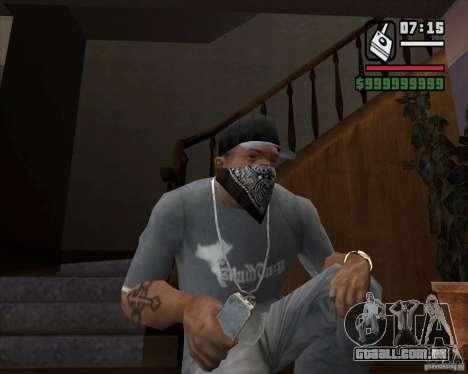 Detector de s. l. a. t. k. e. R # 1 para GTA San Andreas terceira tela
