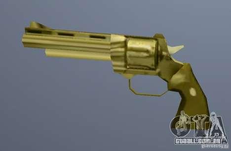 Gold Python para GTA Vice City terceira tela