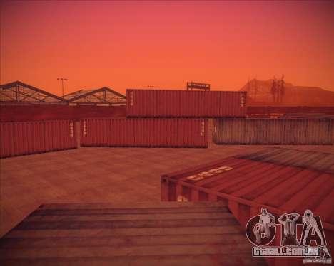 Portland para GTA San Andreas sétima tela