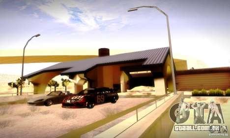 Drag Track Final para GTA San Andreas terceira tela
