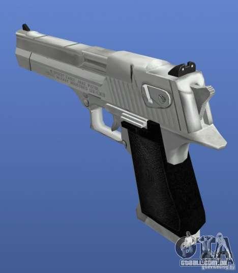 Weapons Retex para GTA 4 terceira tela