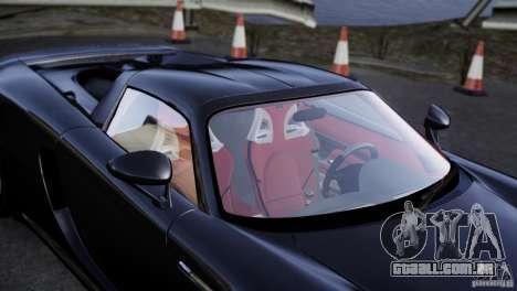 Porsche Carrera GT V1.1 [EPM] para GTA 4 vista lateral