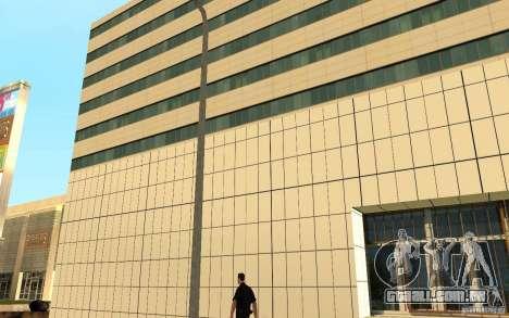 UGP Moscow New General Hospital para GTA San Andreas sexta tela