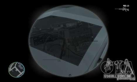 De Lorean DMC-12 (BTTF1) para GTA 4 esquerda vista