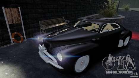 Holden Efijy Concept para GTA 4