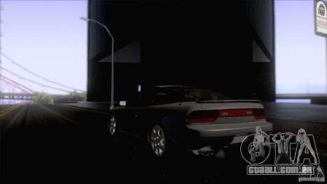 Nissan Sil80 para vista lateral GTA San Andreas