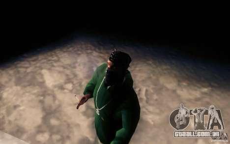 Cigarro realista para GTA San Andreas por diante tela