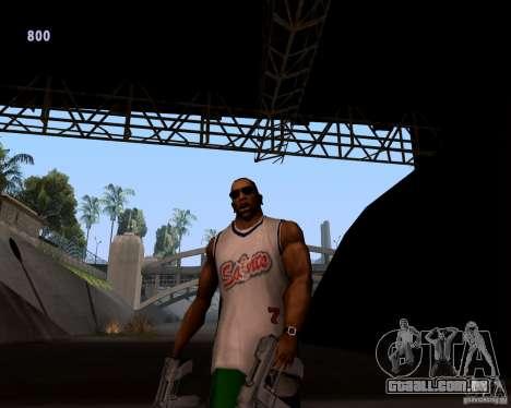 Marcha de gangster para GTA San Andreas segunda tela