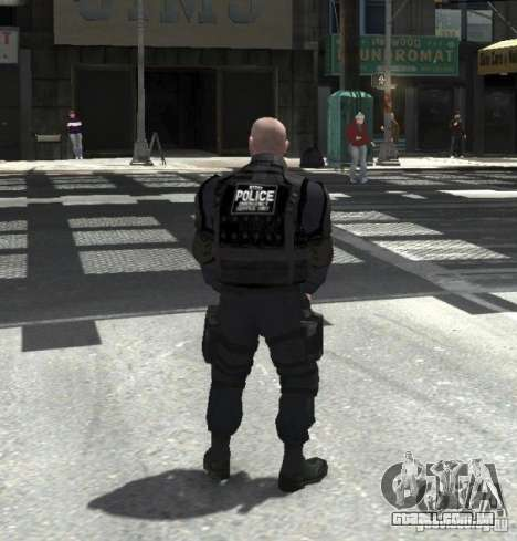Ultimate NYPD Uniforms mod para GTA 4