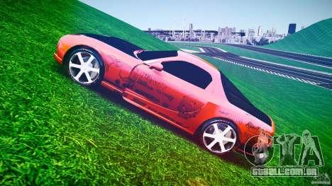 Mazda RX-7 ProStreet Style para GTA 4 vista interior