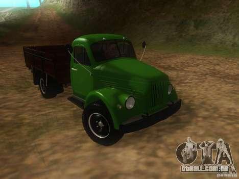 Gaz-63 para GTA San Andreas