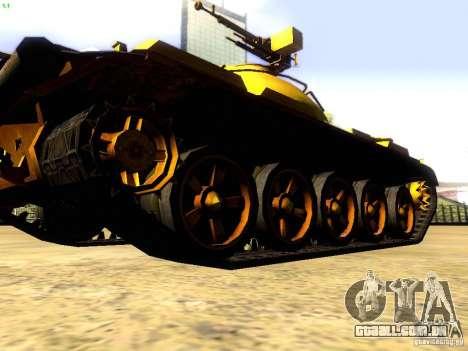 Type 59 v1 para GTA San Andreas vista direita