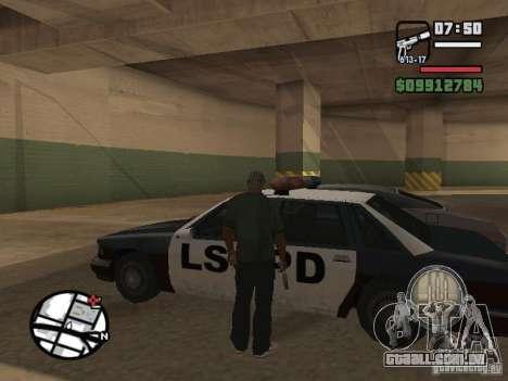 Lock picking para máquinas como no Mafia 2 para GTA San Andreas terceira tela