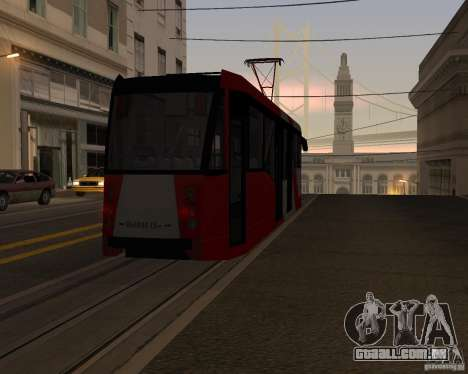LM-2008 para GTA San Andreas vista inferior