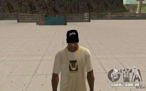 Cap CMI para GTA San Andreas segunda tela