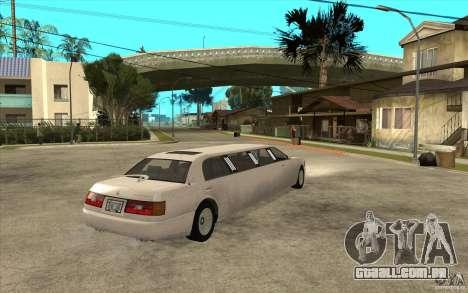 Stretch - GTA IV para GTA San Andreas vista direita