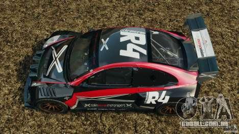 Colin McRae R4 Rallycross para GTA 4 vista direita