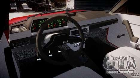 AZLK Moskvich 2141 STR-v 2.1 para GTA 4 vista direita