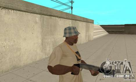 Forças especiais de espingarda para GTA San Andreas segunda tela