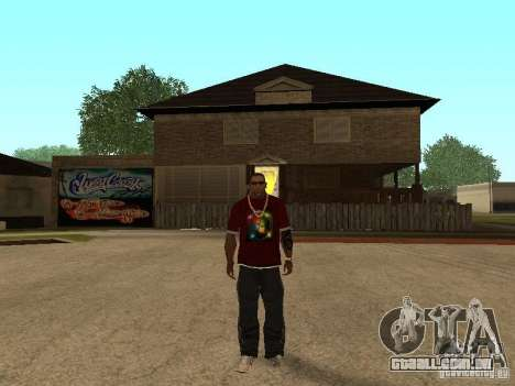 Mike Windows para GTA San Andreas sexta tela
