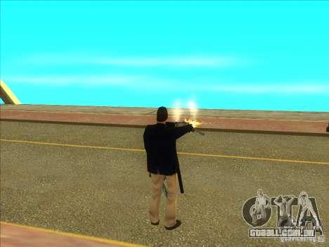 Sony truta para GTA San Andreas segunda tela