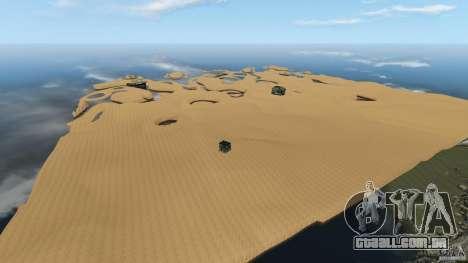 Deserto de Gobi para GTA 4