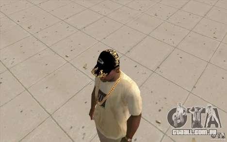 Jaguar Cap para GTA San Andreas
