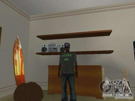 Noize Mc Tee para GTA San Andreas