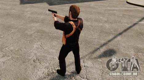 Ryan Reynolds (Nick Walker) para GTA 4 quinto tela