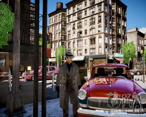 Vito Scaletta para GTA 4 quinto tela