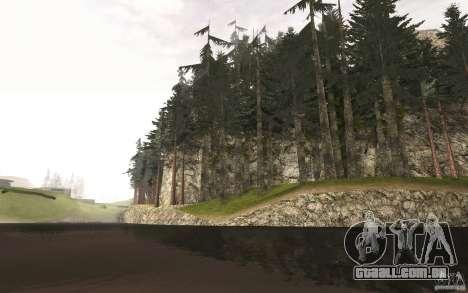 SA Illusion-S V2.0 para GTA San Andreas nono tela
