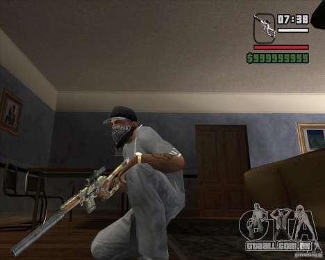 VSK74 para GTA San Andreas