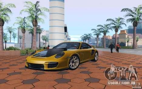 Advanced Graphic Mod 1.0 para GTA San Andreas segunda tela
