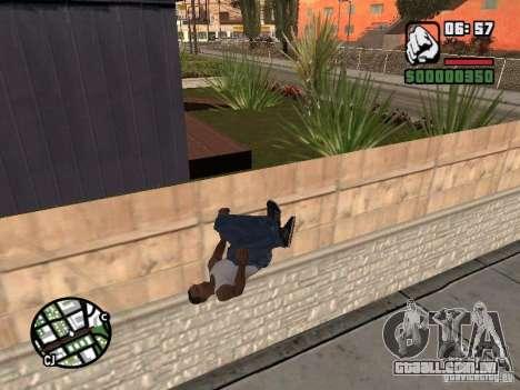 PARKoUR para GTA San Andreas sétima tela