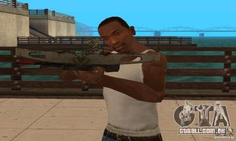 Besta de Black Ops para GTA San Andreas por diante tela